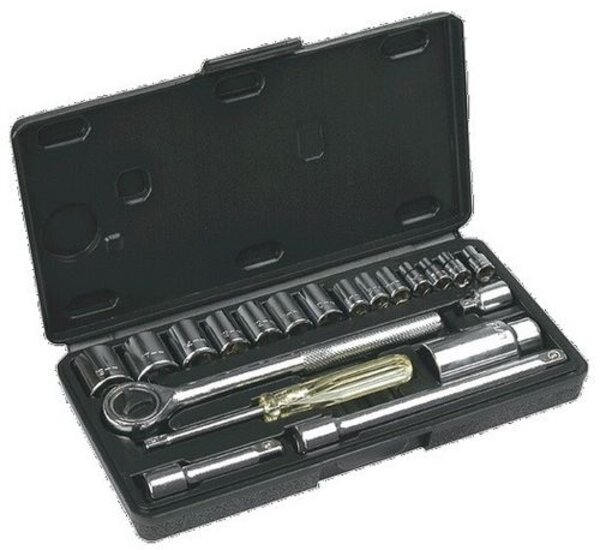 Set chei tubulare Top Tools 38D257