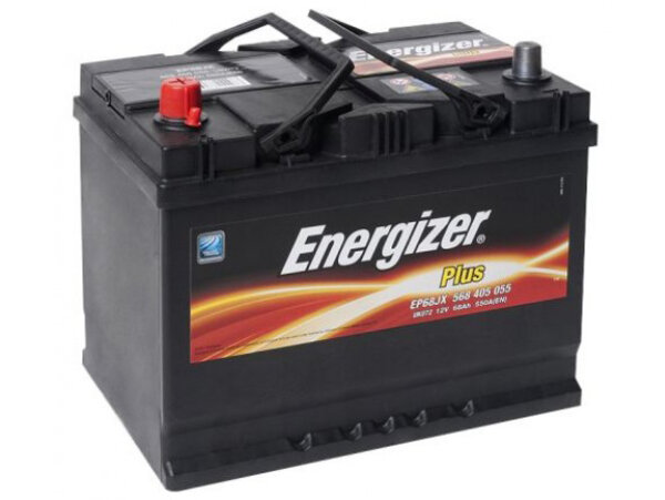Acumulator Energizer Plus 68Ah 550A(EN) 271x175x220 (L+) Japan