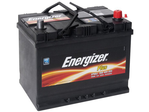 Acumulator Energizer Plus 68Ah 550A(EN) 271x175x220 (P+) Japan