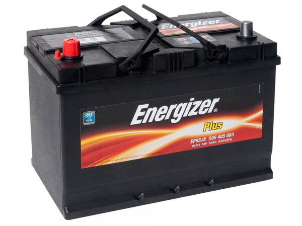 Acumulator Energizer Plus 95Ah 830A(EN) 306x173x225 (L+) Japan